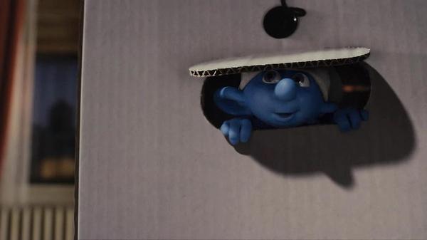 蓝精灵 笨笨