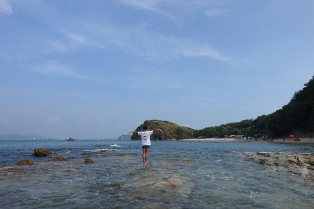 我在大甲岛